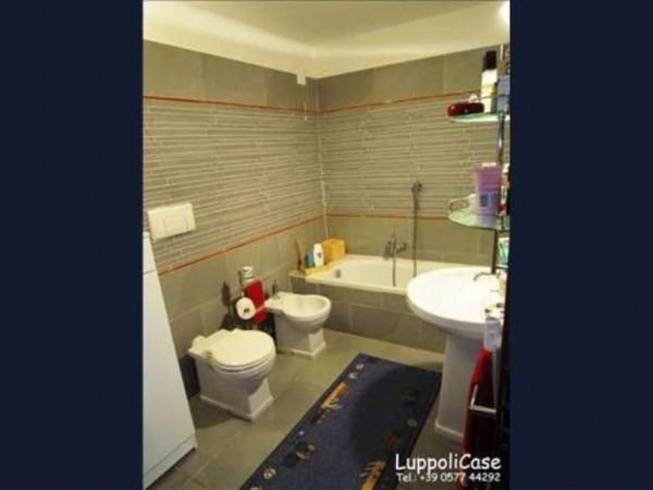 Appartamento in vendita a Castelnuovo Berardenga, 98 mq - Foto 4