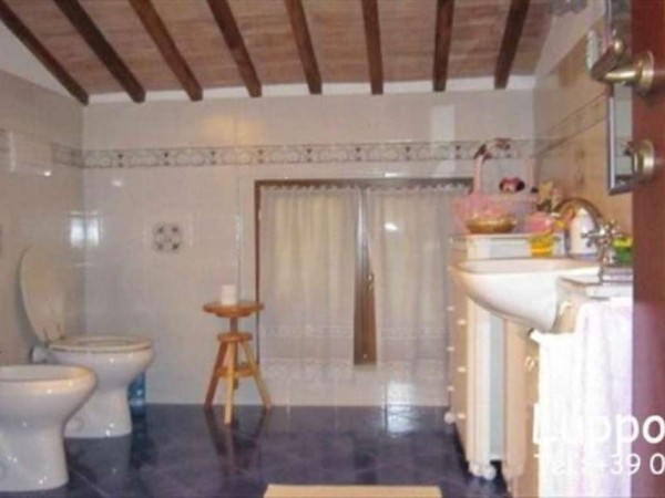 Appartamento in vendita a Castelnuovo Berardenga, Con giardino, 105 mq - Foto 12