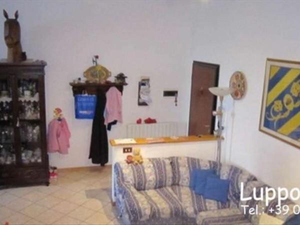Appartamento in vendita a Castelnuovo Berardenga, Con giardino, 105 mq - Foto 8