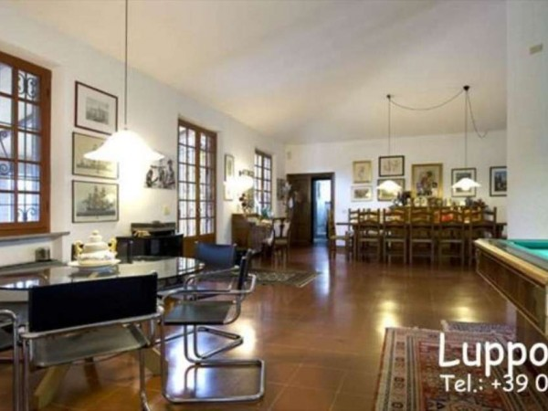 Villa in vendita a Castelnuovo Berardenga, Con giardino, 360 mq - Foto 4
