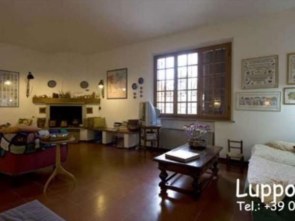 Villa in vendita a Castelnuovo Berardenga, Con giardino, 360 mq - Foto 8