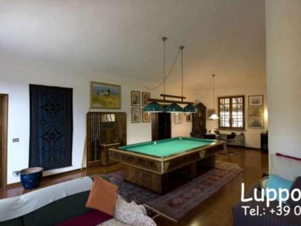 Villa in vendita a Castelnuovo Berardenga, Con giardino, 360 mq - Foto 13