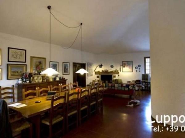 Villa in vendita a Castelnuovo Berardenga, Con giardino, 360 mq - Foto 12