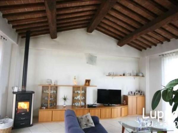 Villa in vendita a Castelnuovo Berardenga, Con giardino, 220 mq