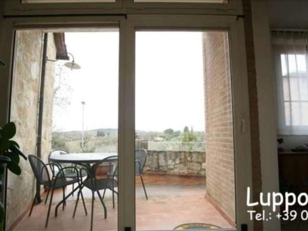 Villa in vendita a Castelnuovo Berardenga, Con giardino, 220 mq - Foto 9