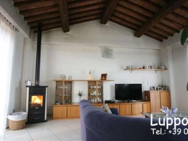 Villa in vendita a Castelnuovo Berardenga, Con giardino, 220 mq - Foto 12