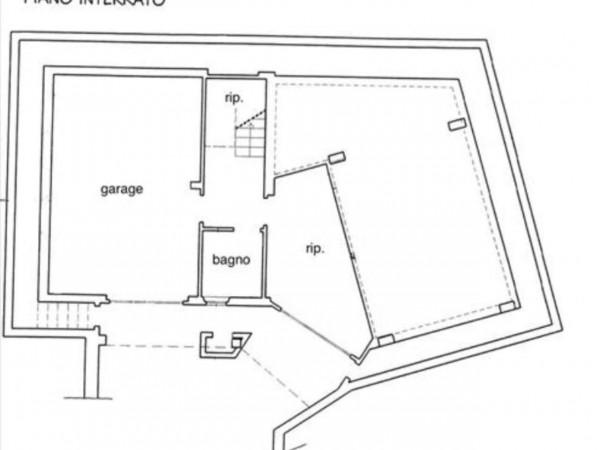 Villa in vendita a Castelnuovo Berardenga, Con giardino, 220 mq - Foto 13