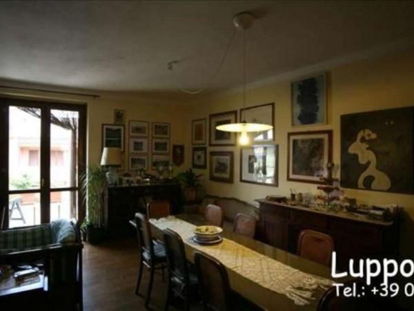 Appartamento in vendita a Castelnuovo Berardenga, Arredato, con giardino, 135 mq - Foto 8