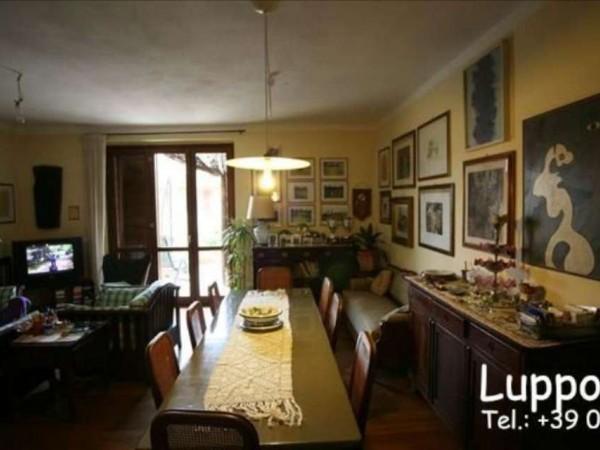 Appartamento in vendita a Castelnuovo Berardenga, Arredato, con giardino, 135 mq - Foto 7