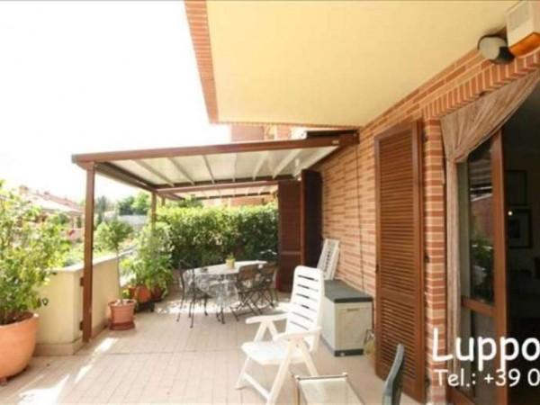 Appartamento in vendita a Castelnuovo Berardenga, Arredato, con giardino, 135 mq - Foto 1