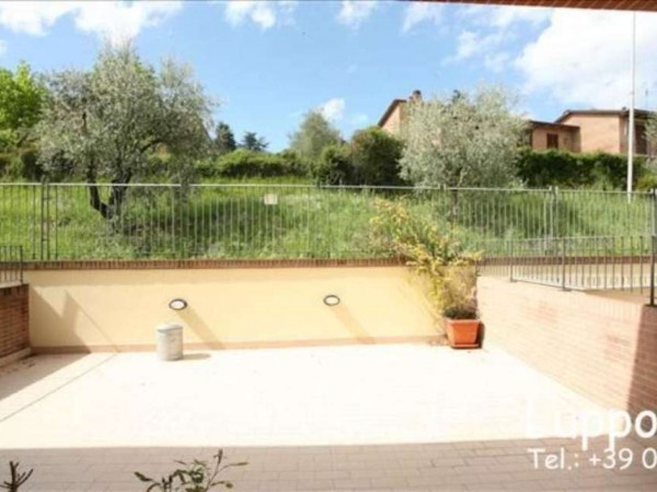 Appartamento in vendita a Castelnuovo Berardenga, Arredato, con giardino, 135 mq - Foto 2