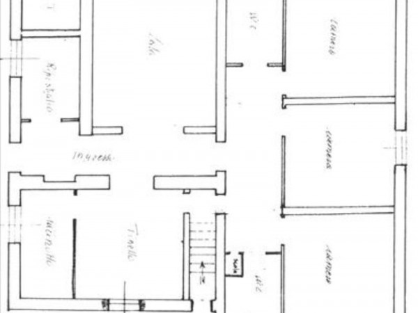 Villa in vendita a Monticiano, Con giardino, 330 mq - Foto 2