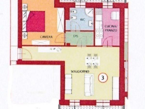 Appartamento in vendita a Dairago, 82 mq - Foto 2