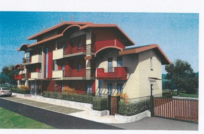 Appartamento in vendita a Dairago, 82 mq