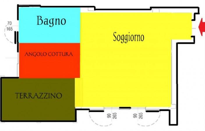 Appartamento in vendita a Legnano, Oltrestazione, 95 mq - Foto 11