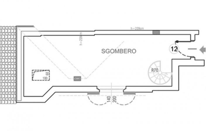 Appartamento in vendita a Legnano, Oltrestazione, 95 mq - Foto 8