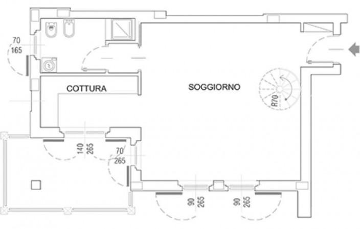 Appartamento in vendita a Legnano, Oltrestazione, 95 mq - Foto 9