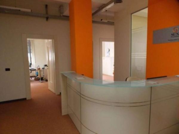 Ufficio in affitto a Milano, Corso Genova, 140 mq