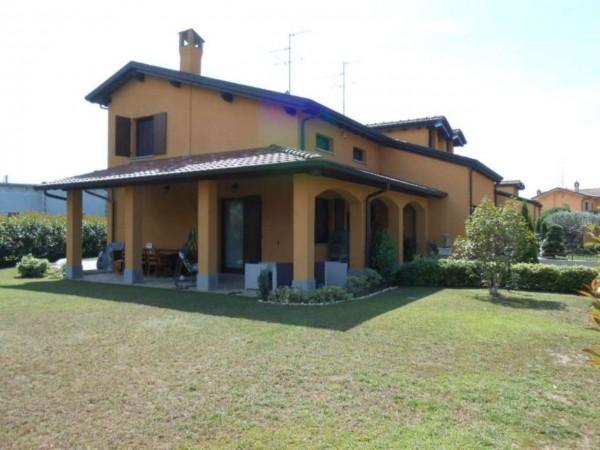 Villa in vendita a Spino d'Adda, Residenziale, Con giardino, 222 mq - Foto 11