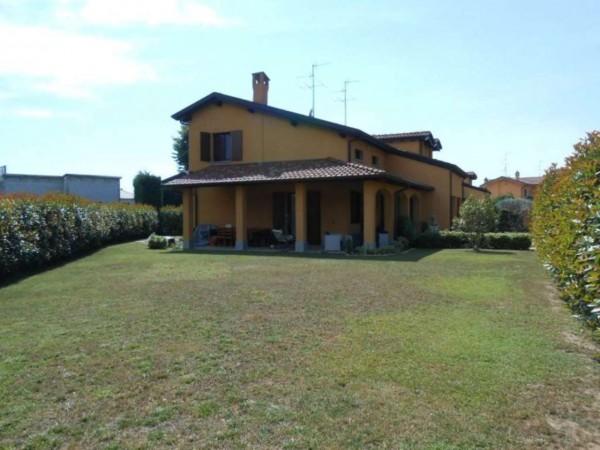 Villa in vendita a Spino d'Adda, Residenziale, Con giardino, 222 mq - Foto 12