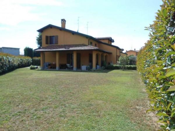 Villa in vendita a Spino d'Adda, Residenziale, Con giardino, 222 mq - Foto 15