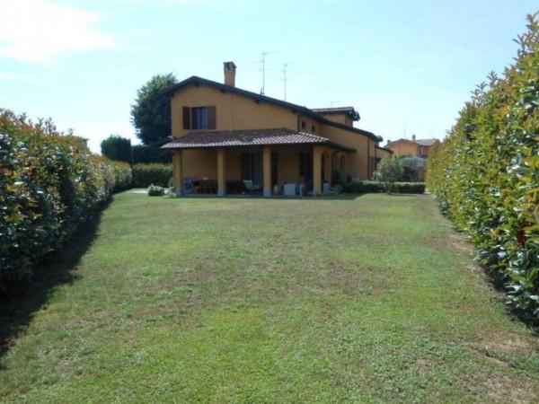 Villa in vendita a Spino d'Adda, Residenziale, Con giardino, 222 mq - Foto 18