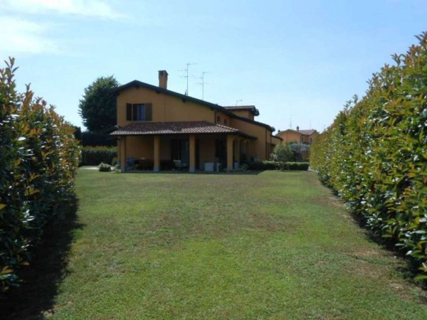 Villa in vendita a Spino d'Adda, Residenziale, Con giardino, 222 mq - Foto 17