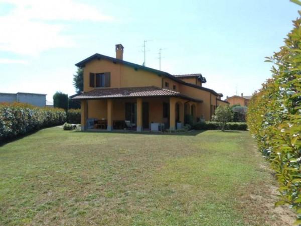 Villa in vendita a Spino d'Adda, Residenziale, Con giardino, 222 mq - Foto 14
