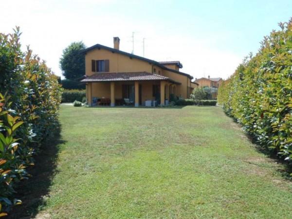 Villa in vendita a Spino d'Adda, Residenziale, Con giardino, 222 mq - Foto 16