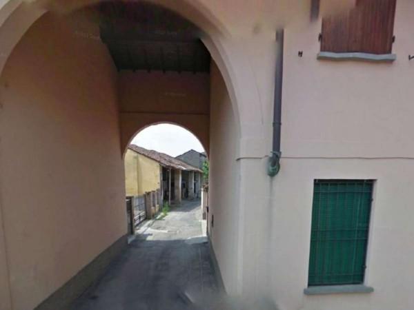Rustico/Casale in vendita a Trescore Cremasco, Centrale, Con giardino, 150 mq