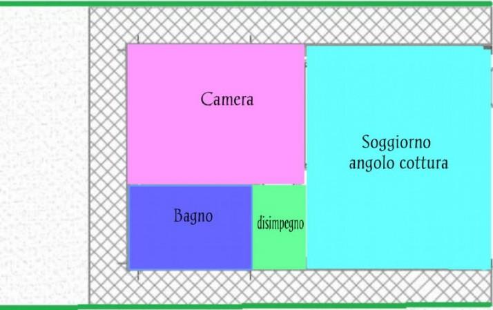Appartamento in vendita a Legnano, Olmina, 68 mq - Foto 3