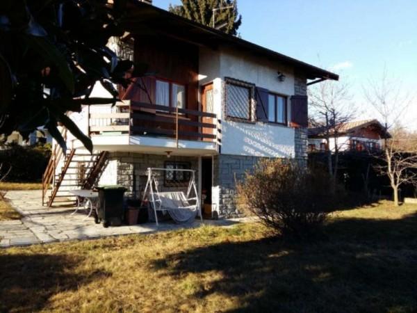 Villa in vendita a Massino Visconti, Poggio Radioso, 150 mq