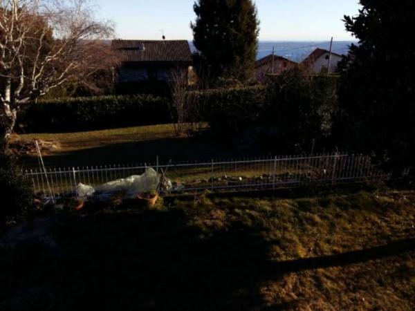 Villa in vendita a Massino Visconti, Poggio Radioso, 150 mq - Foto 10