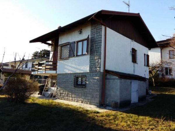 Villa in vendita a Massino Visconti, Poggio Radioso, 150 mq - Foto 24