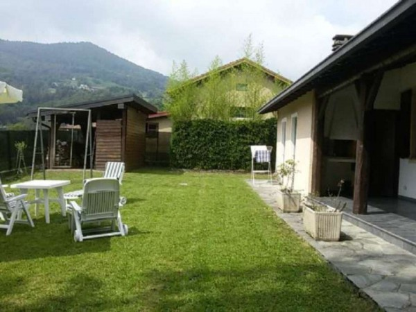 Villa in vendita a San Fedele Intelvi, Montronio, 150 mq - Foto 16