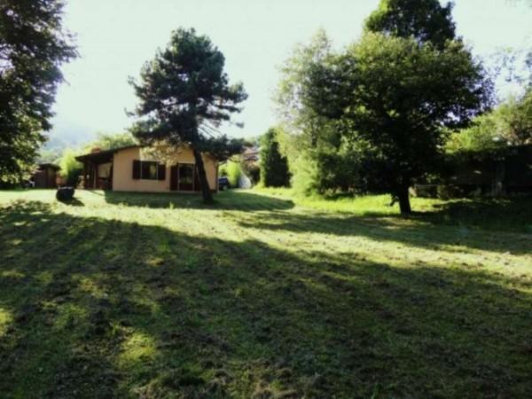 Villa in vendita a San Fedele Intelvi, Montronio, 150 mq - Foto 24