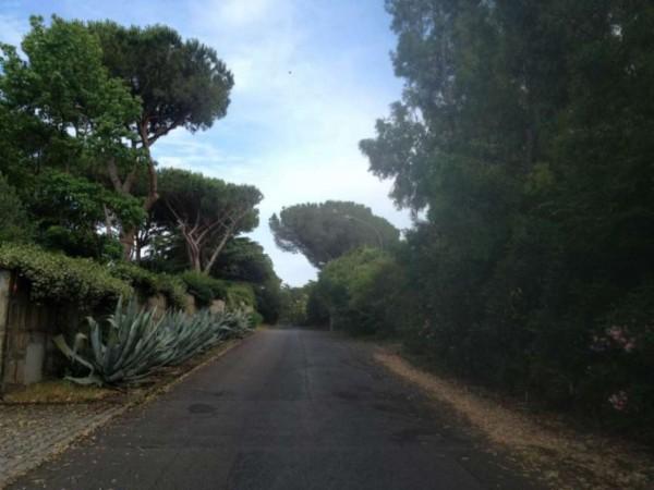 Villa in vendita a Roma, Ardeatina, Con giardino, 200 mq