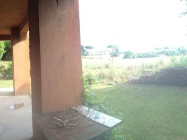 Villa in vendita a Roma, Ardeatina, Con giardino, 200 mq - Foto 9