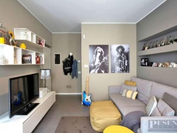 Appartamento in vendita a Cassano d'Adda, Con giardino, 80 mq - Foto 12