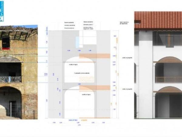 Appartamento in vendita a Cassano d'Adda, Con giardino, 80 mq - Foto 2
