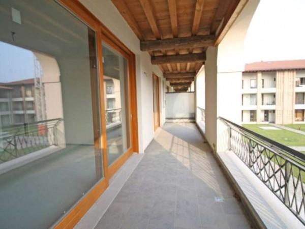 Appartamento in vendita a Cassano d'Adda, Con giardino, 80 mq - Foto 13