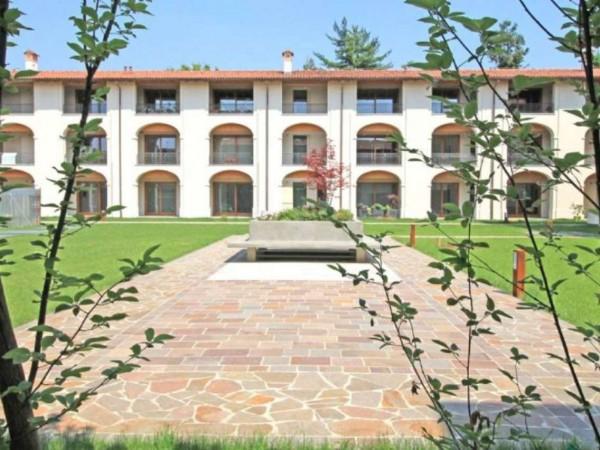 Appartamento in vendita a Cassano d'Adda, Con giardino, 80 mq