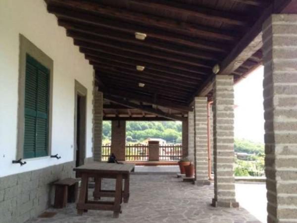 Villa in vendita a Velletri, Ospedale San Raffaele, Arredato, con giardino, 300 mq - Foto 21