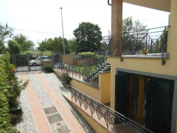 Villetta a schiera in vendita a Roma, Valle Muricana, Con giardino, 170 mq - Foto 6