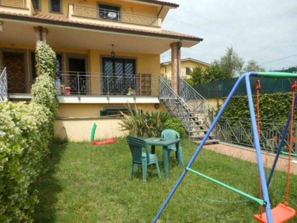 Villetta a schiera in vendita a Roma, Valle Muricana, Con giardino, 170 mq