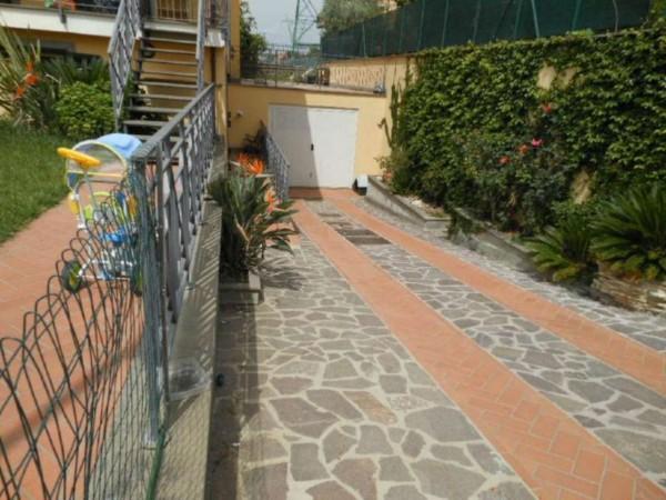 Villetta a schiera in vendita a Roma, Valle Muricana, Con giardino, 170 mq - Foto 9