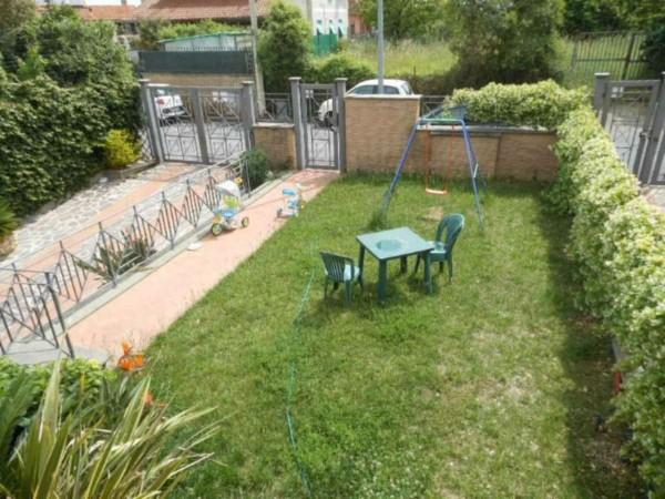 Villetta a schiera in vendita a Roma, Valle Muricana, Con giardino, 170 mq - Foto 10