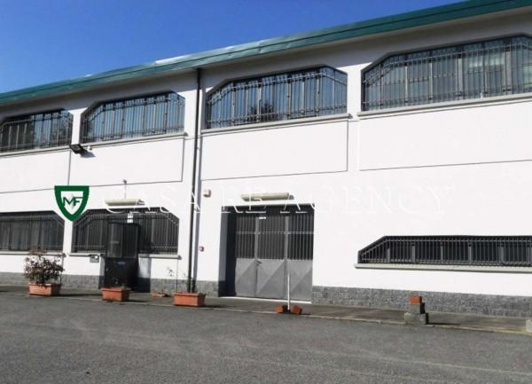 Capannone in vendita a Arcisate, 204 mq - Foto 9