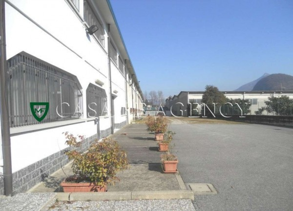 Capannone in vendita a Arcisate, 204 mq - Foto 6