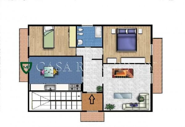 Appartamento in vendita a Arcisate, Con giardino, 120 mq - Foto 4